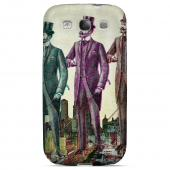 New York Like A Sir Americana Nostalgia Series GDL Ultra Slim Hard Case for Samsung Galaxy S3 Geeks Designer Line