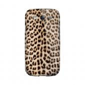 Leopard Print Animal Series GDL Ultra Slim Hard Case for Samsung Galaxy S3 Geeks Designer Line