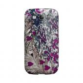 Feather Love Impact Resistant Geeks Designer Line Asian Print Series Hard Case for Samsung Galaxy S3
