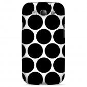 Big &amp; Black Geeks Designer Line Polka Dot Series Slim Hard Case for Samsung Galaxy S3
