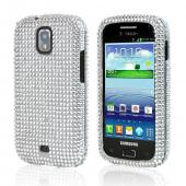 Silver Bling Hard Case for Samsung Galaxy S Relay 4G