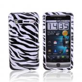 T-Mobile G2 Hard Case - Black/White Zebra