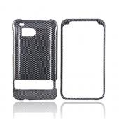HTC Thunderbolt Hard Case - Carbon Fiber