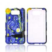 HTC Titan Hard Case - Van Gogh's Starry Night