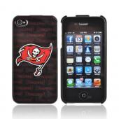 NFL Licensed Apple iPhone 4/4S Hard Case - Tampa Bay Buccaneers