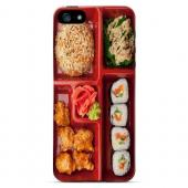 Bento Box - Geeks Designer Line Humor Series Hard Case for Apple iPhone 5/5S
