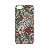 Green/ Red/ Pink Paisley - Geeks Designer Line Floral Series Hard Case for Apple iPhone 5