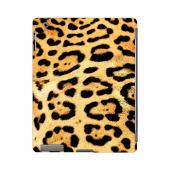 Jaguar Print Animal Series GDL Ultra Slim Hard Case for Apple iPad 2/3 Geeks Designer Line