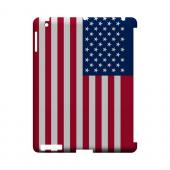 United States Geeks Designer Line Flag Series Slim Hard Case for Apple iPad (3rd & 4th Gen.)