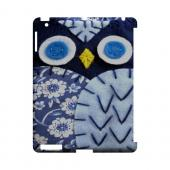 Night Blue Owl Geek Nation Program Exclusive Jodie Rackley Series Hard Case for Apple iPad (3rd & 4th Gen.)