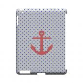 Anchor Geeks Designer Line Polka Dot Series Slim Hard Case for Apple iPad (3rd &amp; 4th Gen.)