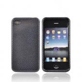 Apple Verizon/ AT&amp;T iPhone 4, iPhone 4S Hard Case - Carbon Fiber