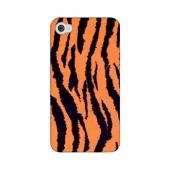 Tiger Print Animal Series GDL Ultra Slim Hard Case for Apple iPhone 4/4S Geeks Designer Line