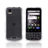 Motorola XPRT MB612 Hard Case - Clear