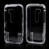 Transparent Clear Hard Case for Nokia Lumia 822