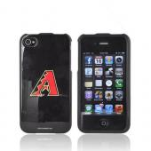 MLB AT&amp;T/ Verizon Apple iPhone 4, iPhone 4S Hard Case - Arizona Diamondbacks