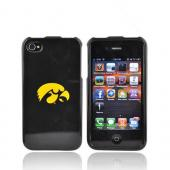 NCAA Licensed Apple Verizon/ AT&T iPhone 4, iPhone 4S Hard Case - Iowa Hawkeyes