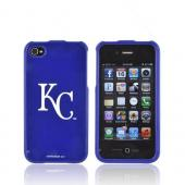 MLB AT&amp;T/ Verizon Apple iPhone 4, iPhone 4S Hard Case - Kansas City Royals