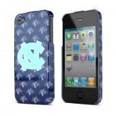 NCAA Licensed Apple Verizon/ AT&amp;T iPhone 4, iPhone 4S Hard Case - North Carolina Tar Heels