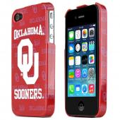 NCAA Licensed Apple Verizon/ AT&T iPhone 4, iPhone 4S Hard Case - Oklahoma Sooners
