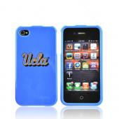 NCAA Licensed Apple Verizon/ AT&T iPhone 4, iPhone 4S Hard Case - UCLA Bruins