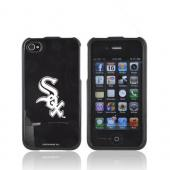 MLB AT&amp;T/ Verizon Apple iPhone 4, iPhone 4S Hard Case - Chicago White Sox