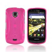 Samsung Droid Charge Hard Case - Xmatrix Hot Pink