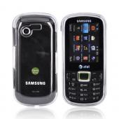 Samsung Evergreen A667 Hard Case - Transparent Clear