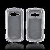 Samsung Galaxy Reverb Hard Case - Transparent Clear