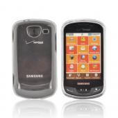Samsung Brightside Hard Case - Transparent Clear