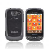 Samsung Brightside U380 Hard Case - Smoke