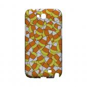 Candy Corn Galore Geeks Designer Line Candy Series Slim Hard Back Cover for Samsung Galaxy Note 2