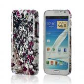 Feather Love Asian Print Series Slim Hard Case for Samsung Galaxy Note 2 Geeks Designer Line