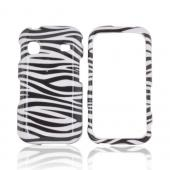 Samsung Repp Hard Case - Black/ White Zebra