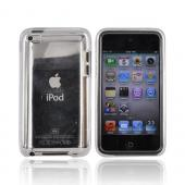 Luxmo Apple iPod Touch 4 Hard Case - Transparent Clear