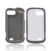 ZTE Fury N850 Hard Case - Carbon Fiber