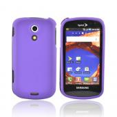Samsung Epic 4G Rubberized Hard Case - Purple