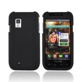 Luxmo Samsung Fascinate i500 Rubberized Hard Case - Black