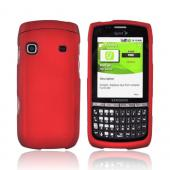 Samsung Replenish M580 Rubberized Hard Case - Red