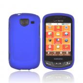 Samsung Brightside Rubberized Hard Case - Blue