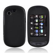 Luxmo Samsung Gravity T Rubberized Hard Case - Black