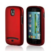 Red Rubberized Hard Case for Samsung Galaxy S Relay 4G