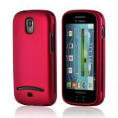 Rose Pink Rubberized Hard Case for Samsung Galaxy S Relay 4G