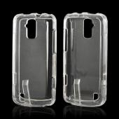 Clear Hard Case for ZTE Force 4G LTE
