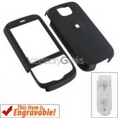 HTC Shadow 2 Rubberized Hard Case - Black