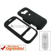 LG Neon Rubberized Hard Case - Black
