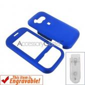 LG Neon Rubberized Hard Case - Blue