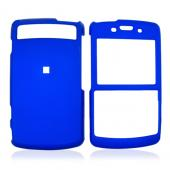 Samsung Intrepid i350 Rubberized Hard Case - Blue