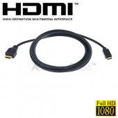 HDMI A To C Type Cable for HD Sony HandiCam Digital Camcorder Camera 1080P v1.3 - 1.5m A to C Type - 6 feet