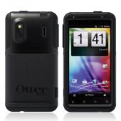 Original Otterbox Commuter Series HTC EVO Design 4G Hard Cover over Silicone Case, HTC4-44100-20-EOTR - Black